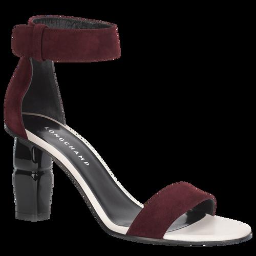 View 2 of High-heel sandals, Brandy, hi-res