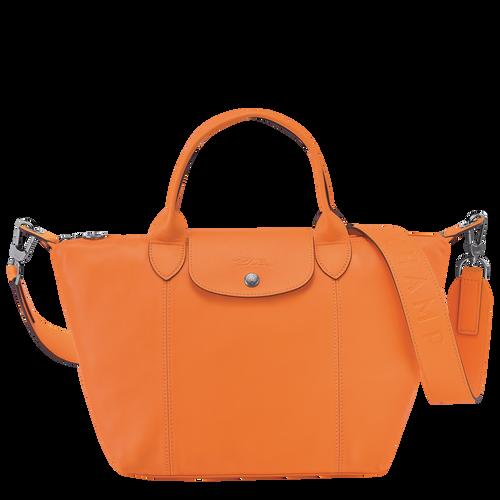 Tas met handgreep aan de bovenkant, Oranje, hi-res - View 1 of 3