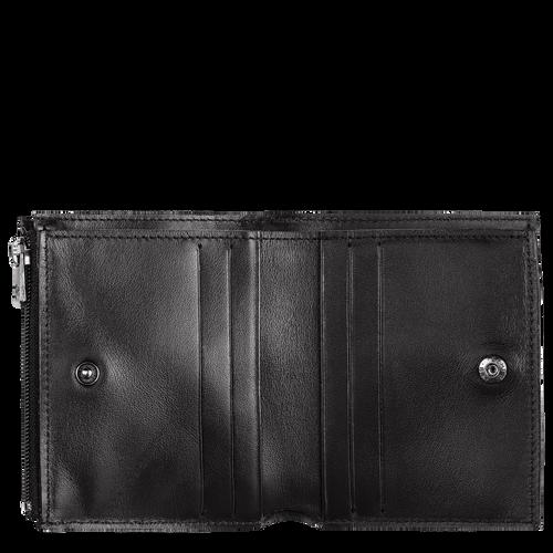 Portefeuille compact, Noir - Vue 2 de 2.0 -
