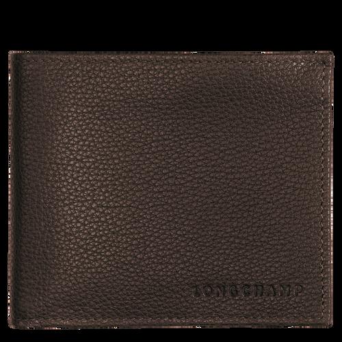 Wallet, Mocha, hi-res - View 1 of 3