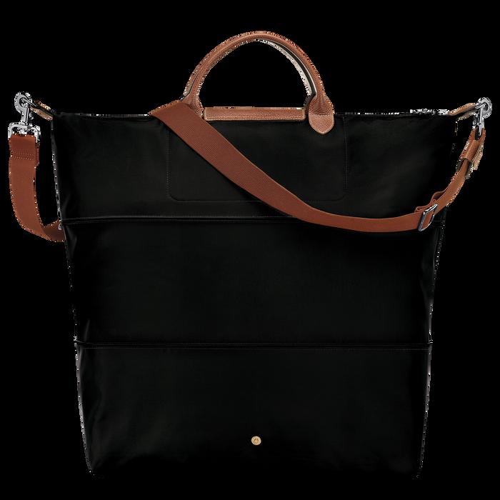 Reisetasche, Schwarz/Ebenholz - Ansicht 3 von 4 - Zoom vergrößern