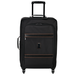 Wheeled suitcase M, 001 Black, hi-res