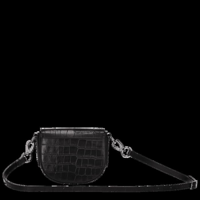Bolso bandolera, Negro/Ebano - Vista 3 de 3 - ampliar el zoom