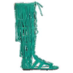 Sandalias planas, D91 Emerald, hi-res