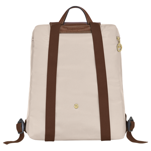 Le Pliage 原創系列 後背包, 白紙色