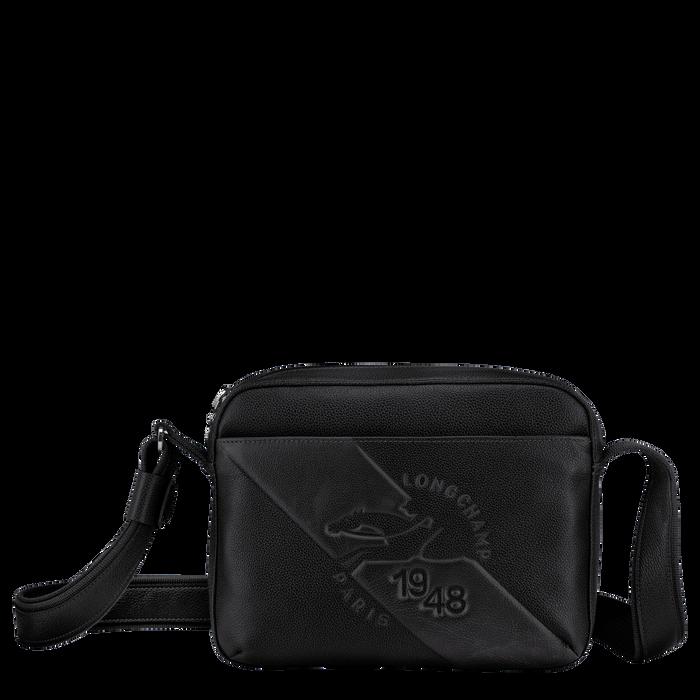 Crossbody bag, Black/Ebony - View 1 of  3 - zoom in