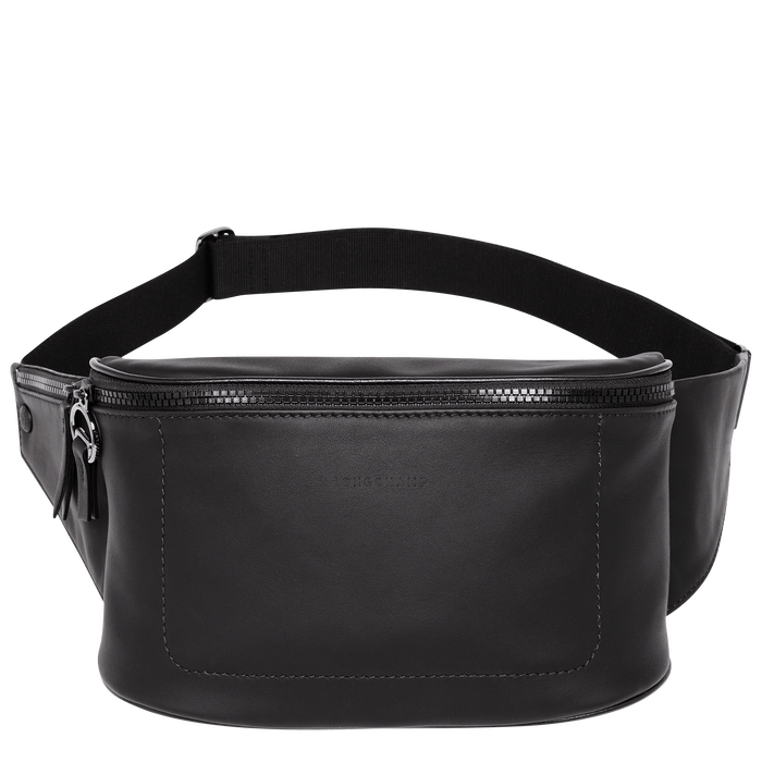 Belt bag, Black/Ebony - View 1 of  2 - zoom in