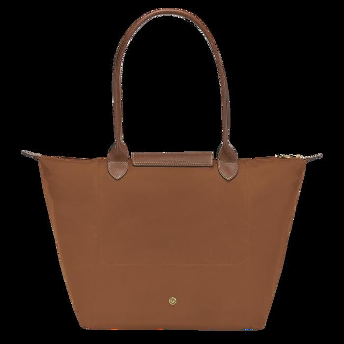 Le Pliage Original Shoulder bag L, Cognac