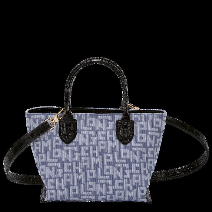 Top handle bag S, Blue - View 3 of 3 - zoom in