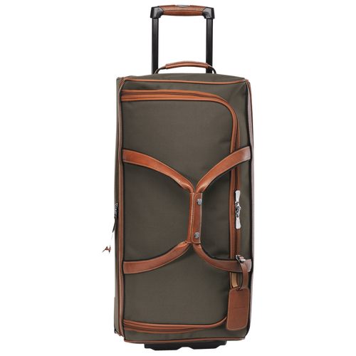 Wheeled duffle bag, Brown - View 1 of  3 -