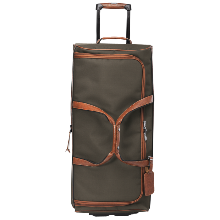 Wheeled duffle bag, Brown - View 1 of  3 - zoom in