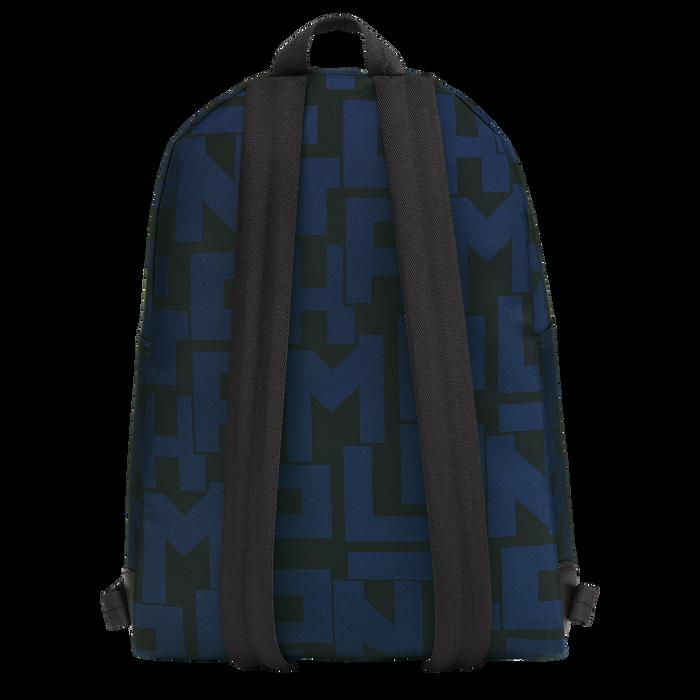 背包 M, 黑色/海軍藍色 - 查看 3 4 - 放大
