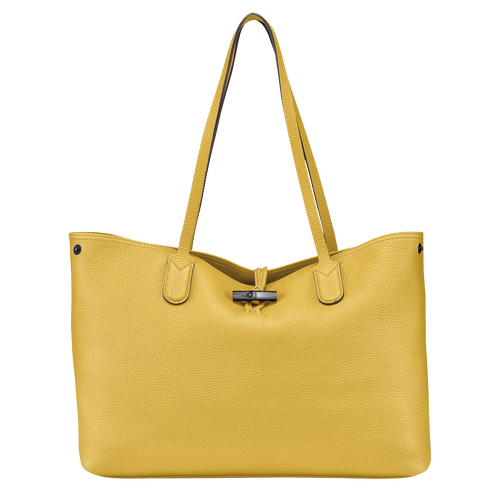 Shoulder  bag L, Yellow - View 2 of  4 -
