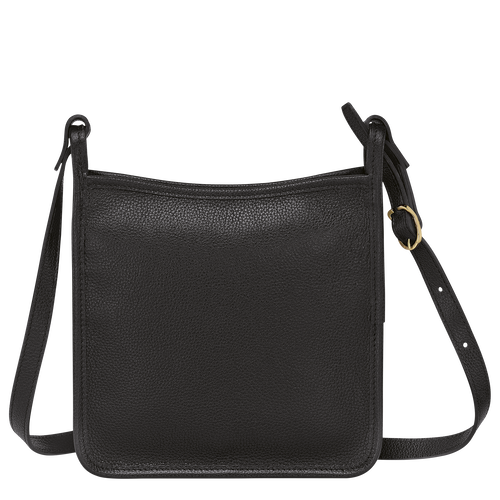 Le Foulonné 系列 拉鏈斜背包小型, 黑色