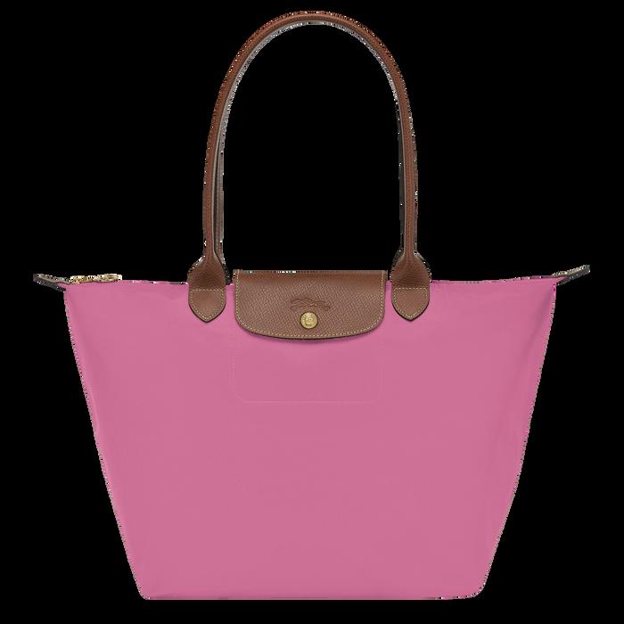 Le Pliage 原創系列 肩揹袋 L, 牡丹色