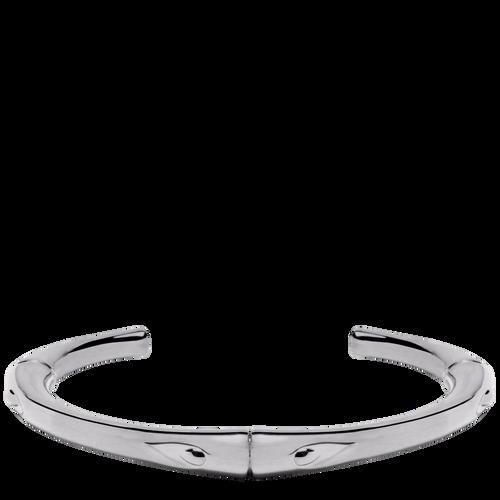 Roseau Armband, Silber-Finish