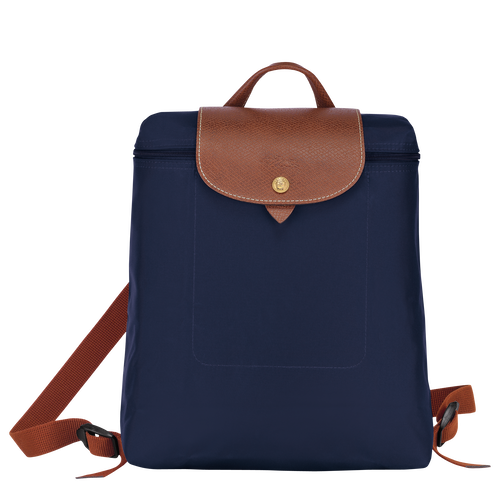 Backpack, Navy - View 1 of 6 -