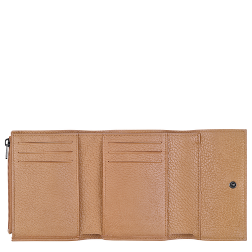 Compact wallet, Natural - View 2 of  2 -