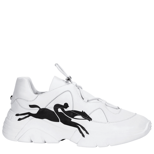 Sneakers, White - View 1 of 3 -