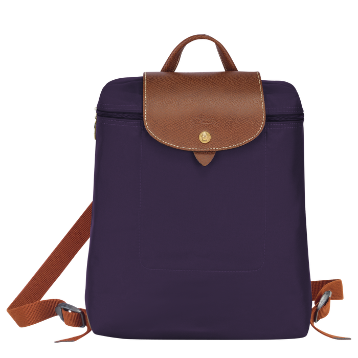Le Pliage Original Backpack, Bilberry