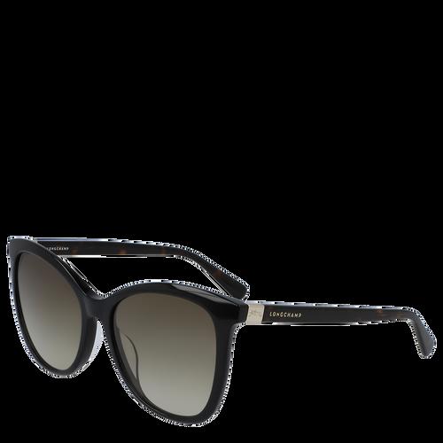 Sunglasses Fall-Winter 2020 Collection Black Havana (55057LUAE10) |  Longchamp US