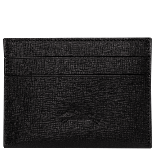 Card holder, Black/Ebony - View 1 of  2 -