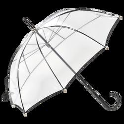 Paraplu met wandelstok