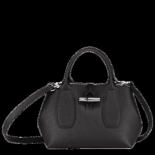 Top handle bag S, Black, hi-res - View 1 of 3