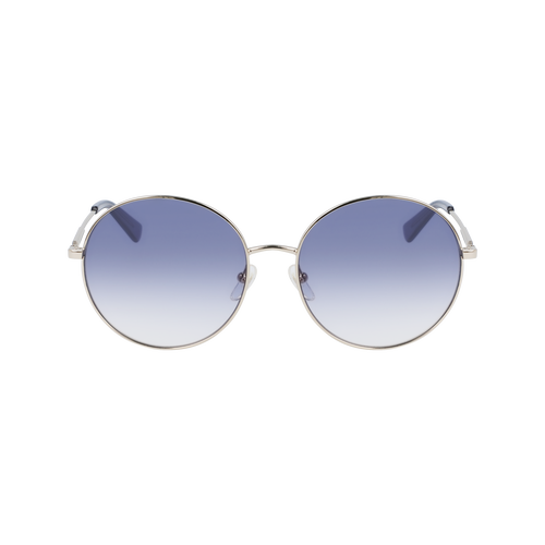 Fall-Winter 2020 Collection Sunglasses, Gold/Blue
