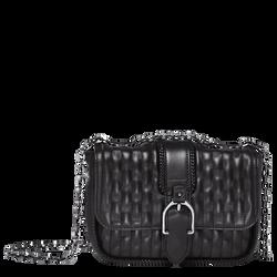 Shoulder Bag XS, 001 Black, hi-res