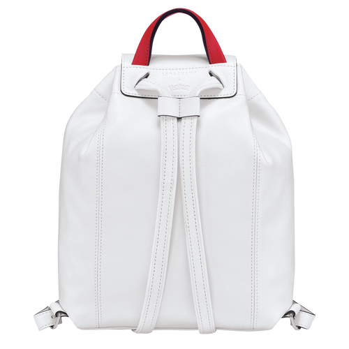 Backpack, White - View 3 of  3 -