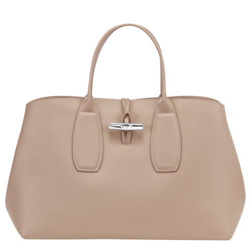 手提包 L, 沙白色, hi-res - 1 的視圖 5