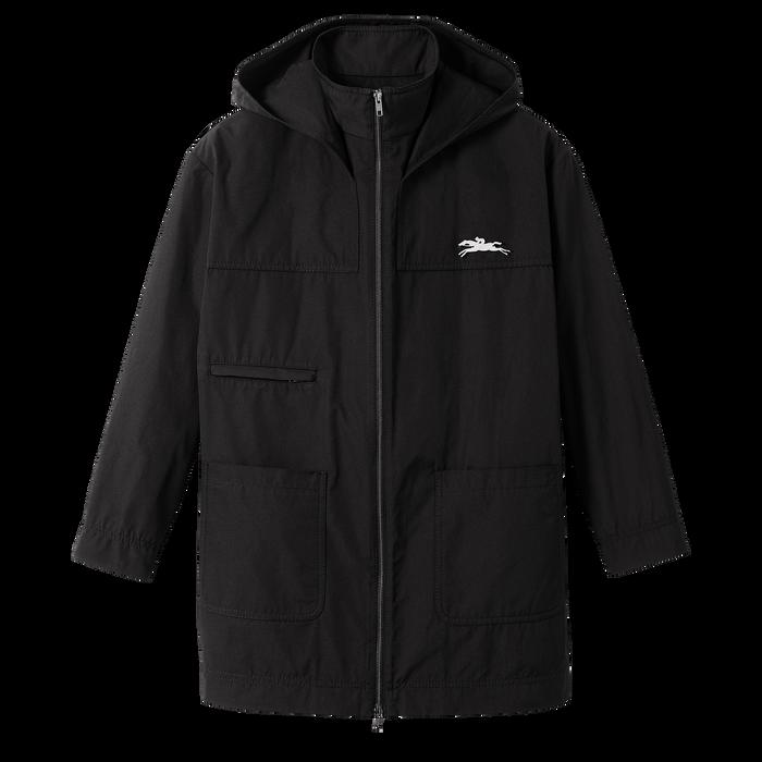 Collection Printemps/Été 2021 Rain coat, Black