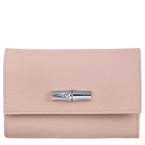 Compact wallet, Powder/Ivory - View 1 of  2 -