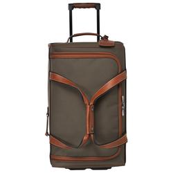 Wheeled travel bag S, 042 Brown, hi-res