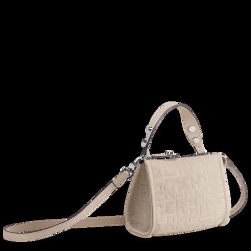 Crossbody bag, Chalk - View 2 of 3 -