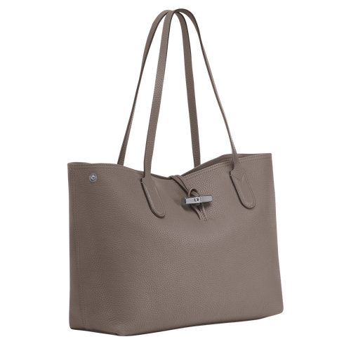 Shoulder bag Roseau Grey (L2686968112) | Longchamp EN