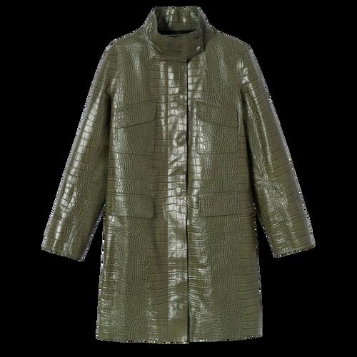 Mantel, Khaki - Ansicht 1 von 1 -