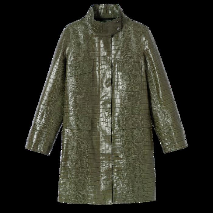 Manteau, Kaki - Vue 1 de 1 - agrandir le zoom