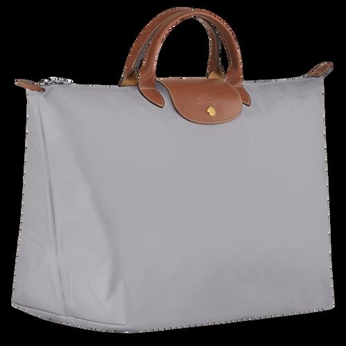 Travel bag L, Grey - View 2 of  5 -