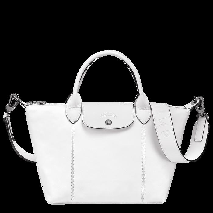 Top handle bag, White, hi-res - View 1 of 3