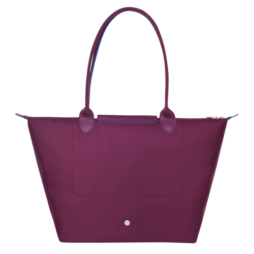 Shoulder bag L, Plum, hi-res - View 2 of 3