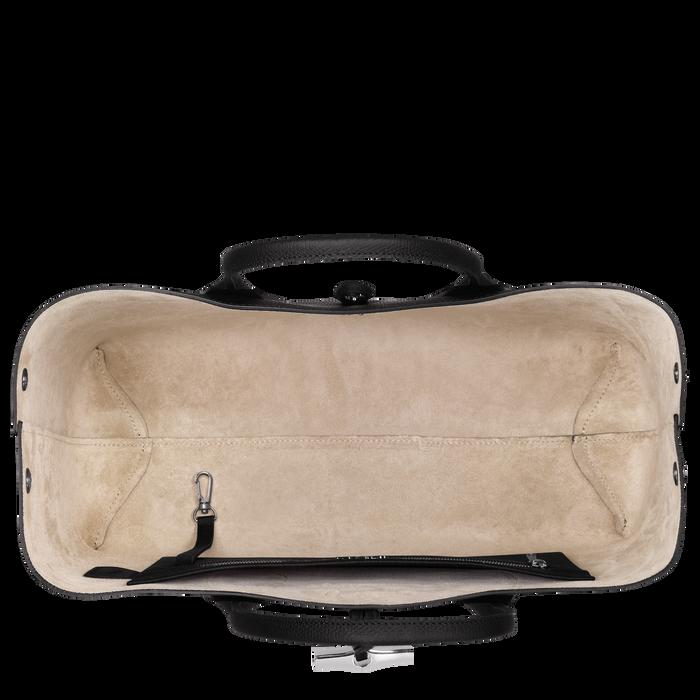 Top handle bag L, Black, hi-res - View 5 of 5