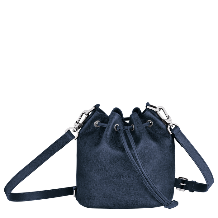 Bucket bag S, Navy - View 1 of 4 - zoom in