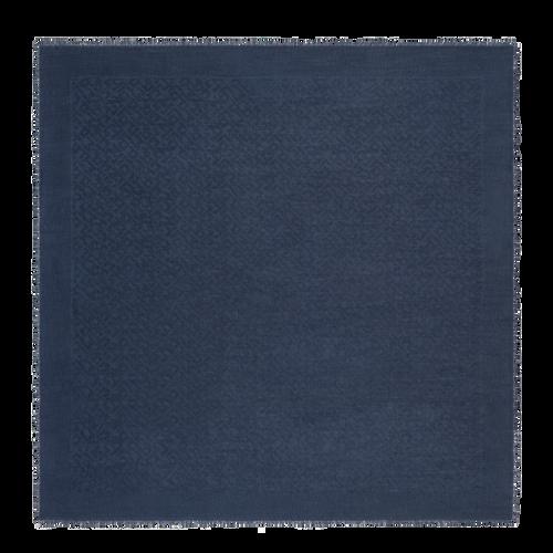View 1 of 披巾, 海軍藍色, hi-res
