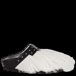 Flat sandals, 037 Ecru, hi-res