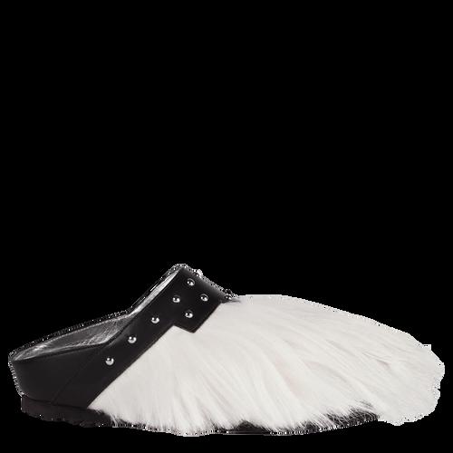 Platte sandalen, 037 Ecru, hi-res