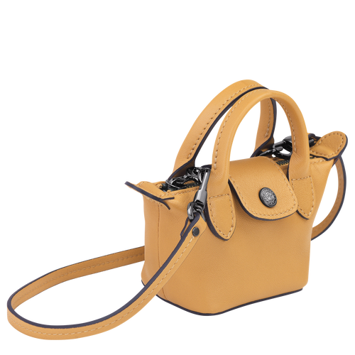 Crossbody bag XS, Honey, hi-res - View 2 of 4