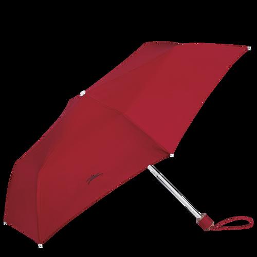 Parapluie homme Retractable umbrella, Red