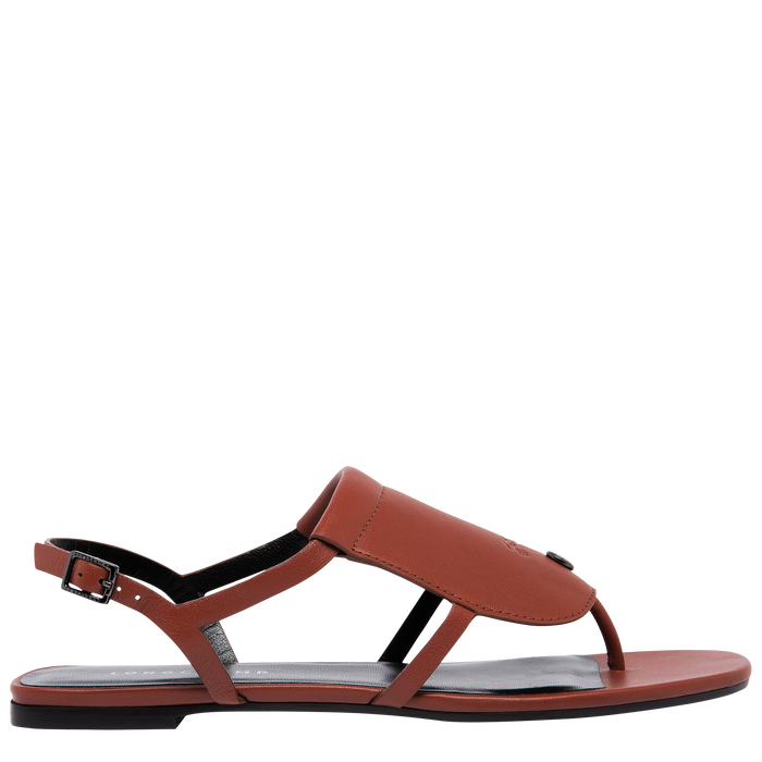 Platte sandalen, Siena - Weergave 1 van  3 - Meer inzoomen.